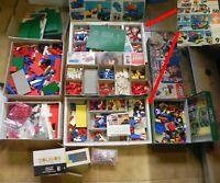 lot Lego boite lego 911 lego 50  lego vrac manuel Lego ancien ou vintage - 10 Kg