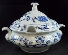 Blue Danube JAPAN  Round Tureen w/ Lid Rectangular Backstamp GREAT CONDITION