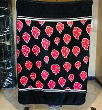 Naurto Black Clouds soft Blanket Throw Blankets quilt 150x120cm Size S