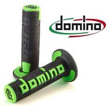 Honda XL400S Domino A360 Off Road Comfort Grips Black / Green