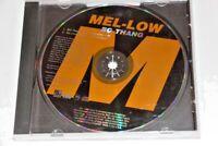Mel-Low – BG Thang CD PROMO 1995 Hip Hop