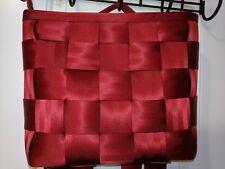 Harveys Seatbelt Seat Belt bag small Red backpack Daypack