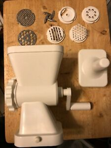 Kitchen Aid food/meat grinder / never used