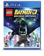 NEW LEGO Batman 3: Beyond Gotham (Sony PlayStation 4, 2014)