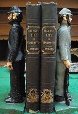 LIFE OF GEORGE WASHINGTON 1845 Jared Sparks Abridged HC 2 Volume Set Illustrated