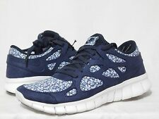 NIKE WMNS FREE RUN+2 LIBERTY EXT OBSIDIAN BLUE 540848-400 NEW SIZE:
