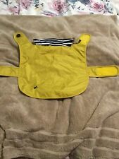 Joules Mustard Dog Coat - Size Small