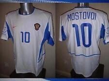 Russie URSS MOSTOVOI chemise jersey football soccer adulte s trikot vintage 2002