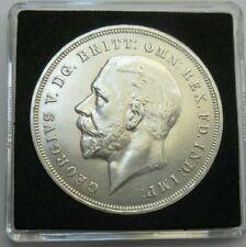 More details for uk 1935 george v rocking horse silver specimen crown coin ref spink 4048 ac1