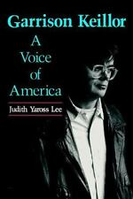 Garrison Keillor: A Voice of America (Studies in Popular Culture)-ExLibrary