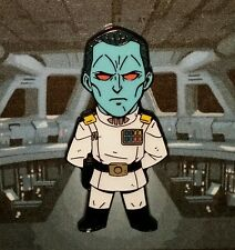 Grand Admiral Thrawn Pin from sdcc Zahn book