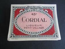 Unused New Old Stock 10 Vintage Paris Champagnet Labels