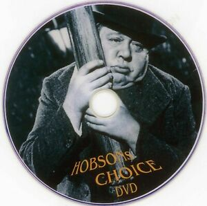 HOBSONS CHOICE DVD (1954)   FREE FIRST CLASS POSTAGE..