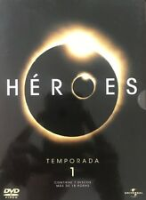 Pack DVD Heroes - 1a temporada