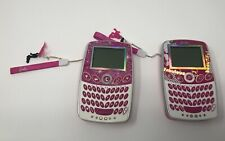 BARBIE HANDHELD ELECTRONIC LEARNING GAME by MATTEL Lot Of 2