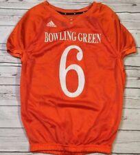 Adidas Men's Bowling Green Falcons Mesh Football Jerseys Sz. Large NEW