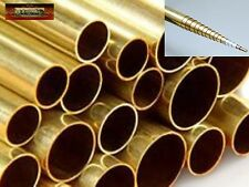 M01124 MOREZMORE 2 Telescopic Brass Round Tubes #9824 #9825 6mm + 7mm K&S A60