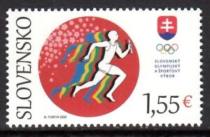 SLOVAKIA 2021 TOKYO OLYMPICS JEUX OLYMPIQUES OLYMPISCHE SPIELE [#2104]