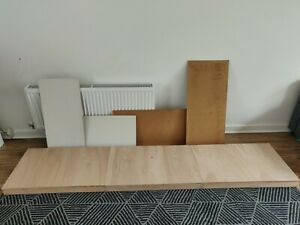 Baseboard for Model railway / diorama. 12mm Plywood / OO / H0 / N / TT