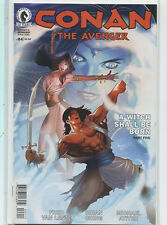 Conan The Avenger #24 Near Mint A Witch Shall Be Born Part Five  MD8