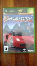 Xbox Project Gotham Racing 2 Used