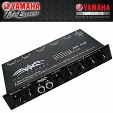NEW 4-BAND PARAMETRIC EQUALIZER BY WET SOUNDS YAMAHA BOAT SBT-SW420-00-11