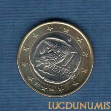 Pièces de 1 euro de Grèce