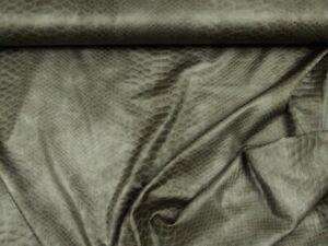 0,50 m Jersey sehr elastisch Lederoptik Animalprint weich AP