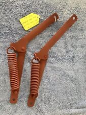 ORIGINAL 1939 1940 Ford Deluxe & 1941 Ford Truck Hood Arm & Spring Supports