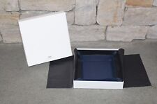 IWC Blue Leather Valet Jewelry Tray - New