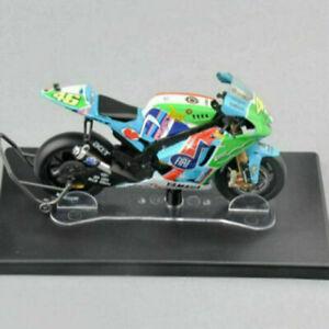 IXO-Altaya ROSSI Yamaha YZR-M1 46# Assen  2007 Motorcycle Motorbike Model 1/18 #