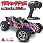 NEW Traxxas Rustler 4x4 VXL Brushless RC Stadium Truck PINK w/TSM - FREE SHIP!
