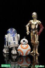 STAR Wars R2-D2 C-3PO la forza si sveglia NEVE missione Confezione da 3.75 Pollici Figura