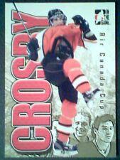 SIDNEY CROSBY  AIR CANADA CUP INSERT GOLD CARD /87  SP