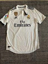 NWT Real Madrid Authentic Jersey MSRP $130 Fifa World Champions Men's Large