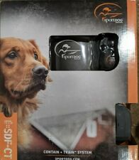 Sportsdog Contain+ Train System SDF-CT Electronic Fence, Remote training collar