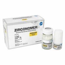 Shofu Zirconomer Zirconia Reinforced Glass Ionomer Permanent Cement