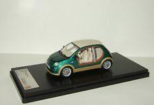 """1:43 PremiumX Fiat 500 Castagna EV """"Kadhafi"""" 2009 PR0256 RARE"""