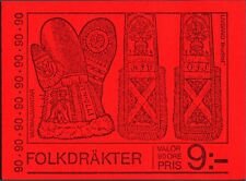 SWEDEN - SVEZIA - Libretto - 1979 - Natale. Gioielli e costumi folcloristici