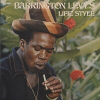 SEALED NEW LP Barrington Levy - Life Style