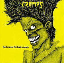 The Cramps-Bad Music For Bad People  (US IMPORT)  CD NEW