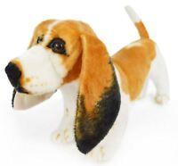 Bourguignon the Basset Hound   19 Inch Large Stuffed Animal Plush Dog