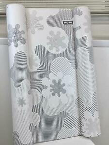 Unopened, Ex Display BabyDam SuperSnug Baby Nappy Changing Mat High Sides - Grey