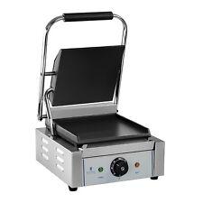 Parrilla Grill Sandwichera Plancha De Contacto Eléctrica Lisa 1800 W / 30-300 °C