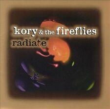 Radiate by Kory & The Fireflies (CD, Mar-1999, Samson Music) PROMO