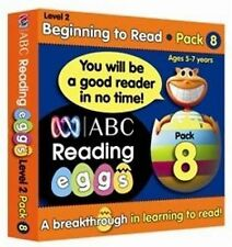 Beginning to Read Level 2 - Pack 8 by Pascal Press (Paperback, 2009)