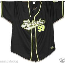 ACADEMICS Heavy Hitters Baseball Jersey NWT Size Large (L) MSRP $52