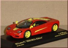 McLaren F1 roadcar - rot / gelb - red / yellow - Minichamps - 1:43 - LE