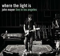 JOHN MAYER Where The Light Is Live In Los Angeles 2CD BRAND NEW Gatefold Sleeve