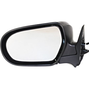 Fits 05-09 Legacy / Outback Left Driver Mirror Power Unpainted No Heat, Signal
